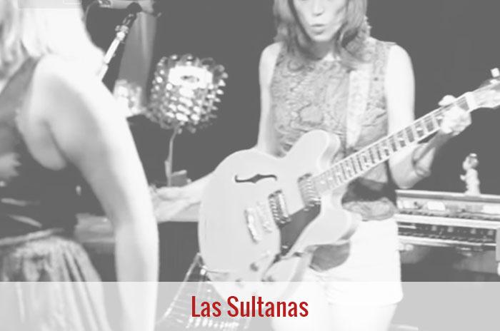 Las Sultanas (REC)