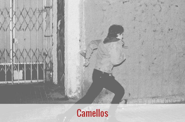 Camellos – Dale Voces EP (REC)