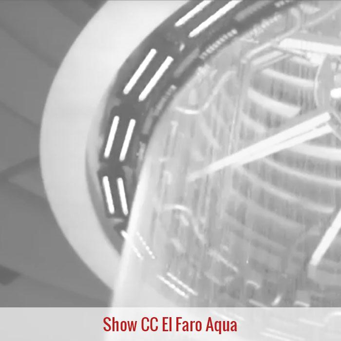 Show El Faro Aqua (FREELANCE)