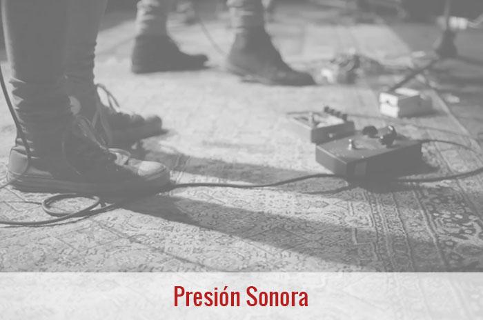 Recopilatorio Presión Sonora (REC)